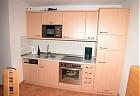 Integrierte Einbauküche