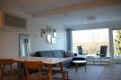 Wohnzimmer Seitenansicht