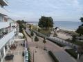Luftaufnahme Terrasse Strand