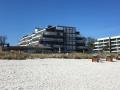 Objektansicht vom Strand